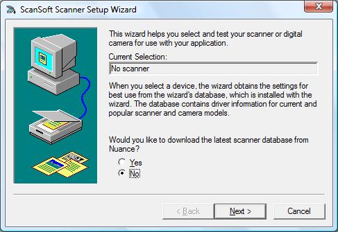 Скачать Scanner And Camera Wizard