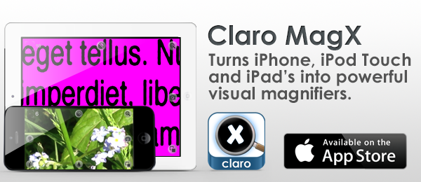 ClaroMagX