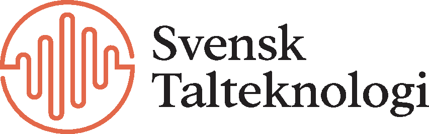 Svensk TalTeknologi Logo