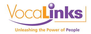 VocaLinks Logo